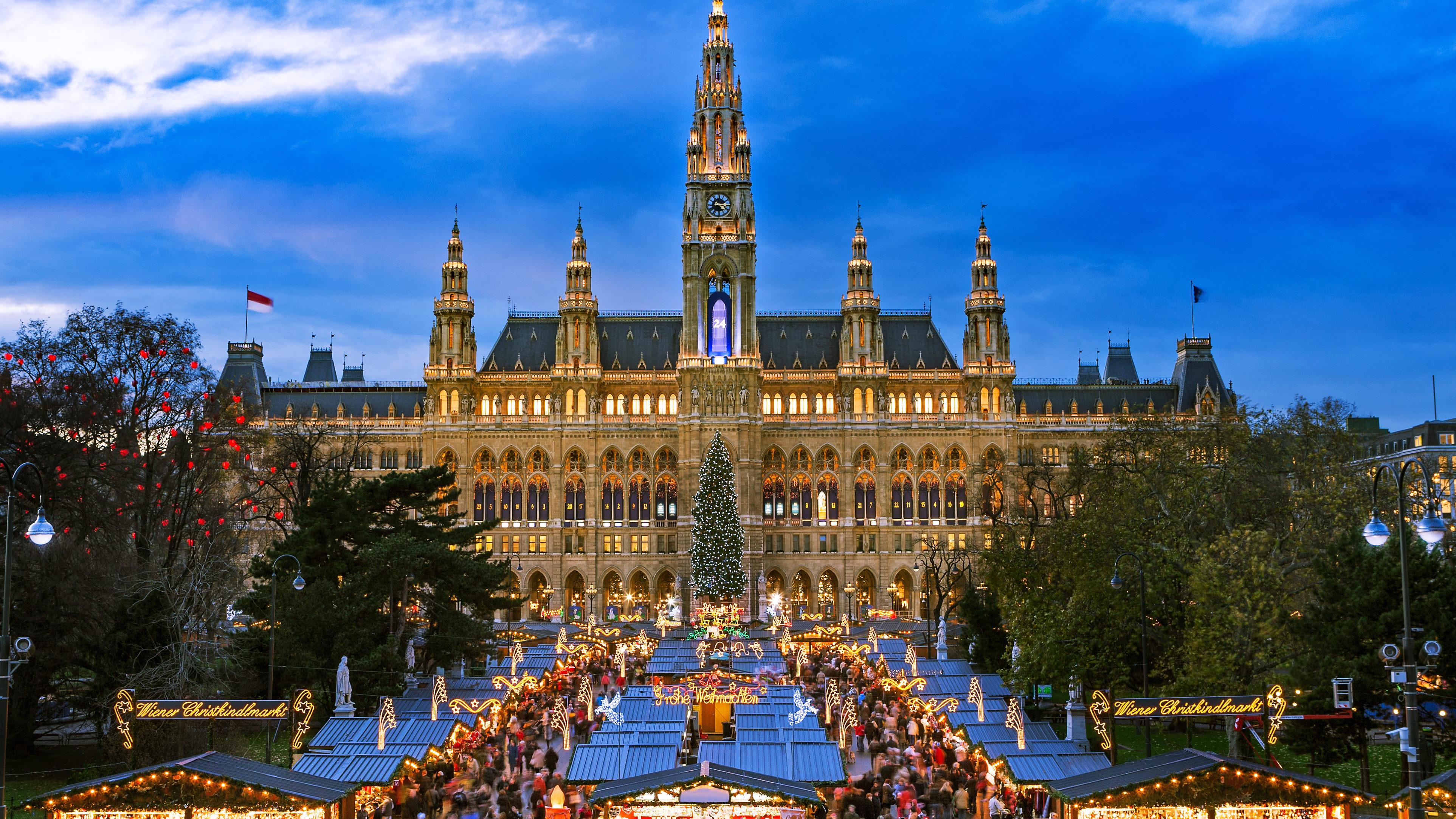 Weihnachtsmarkt Wien Eröffnung.Die Schönsten Wiener Christkindlmärkte Krone At