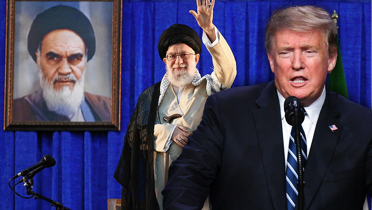 Ayatollahs verwechselt: Weltweiter Spott für Trump