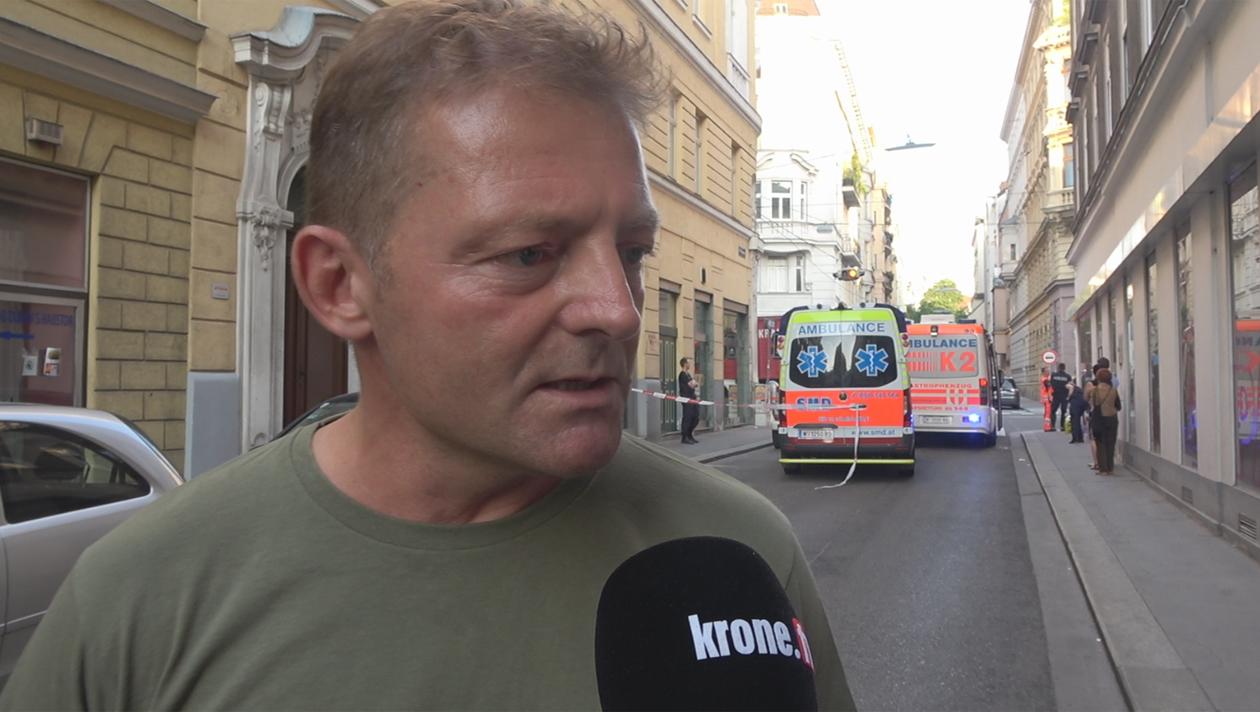 """Helfer nach Explosion: """"Wie auf Kriegsschauplatz"""""""