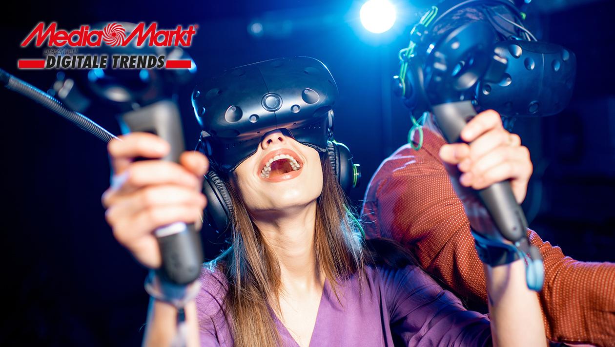 Virtual-Reality-Brillen: Das Tor in fremde Welten