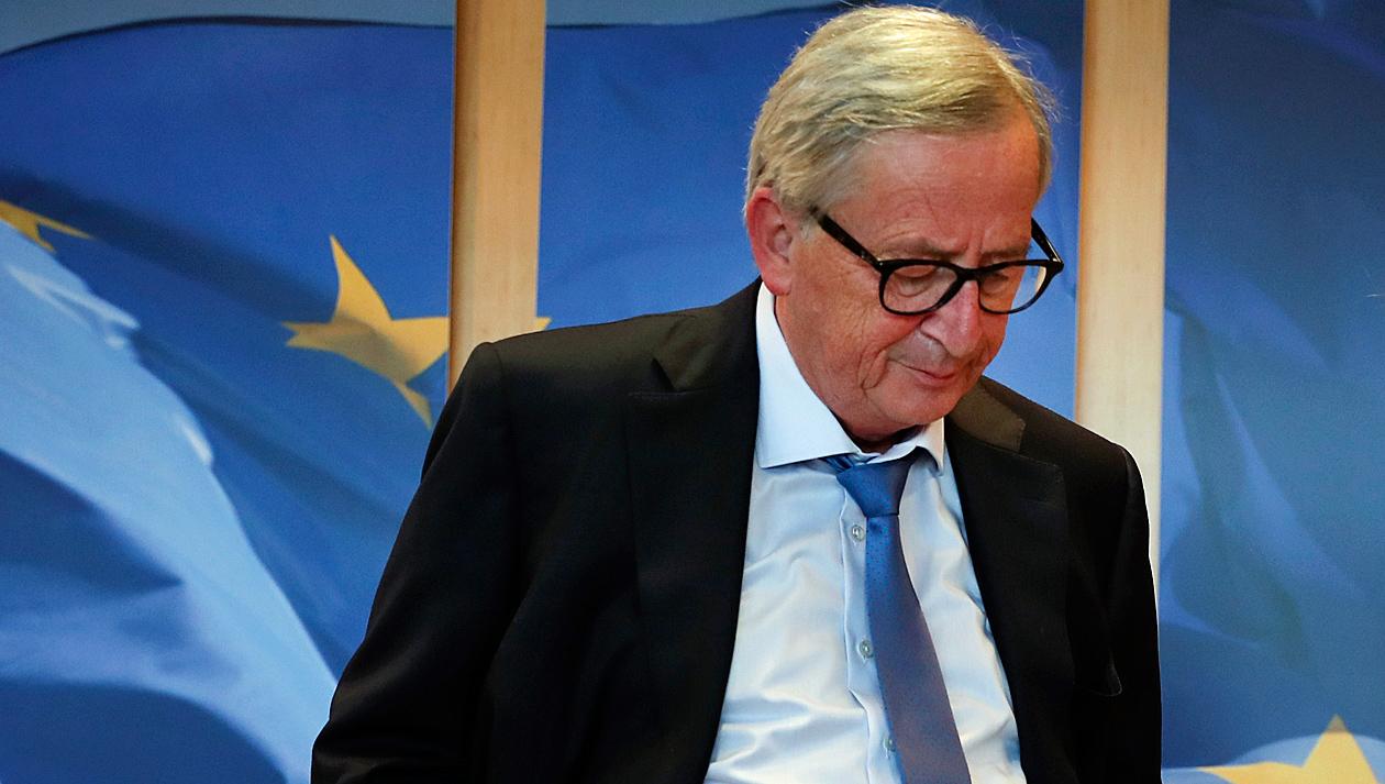 Dringende OP: Juncker brach Österreich-Urlaub ab
