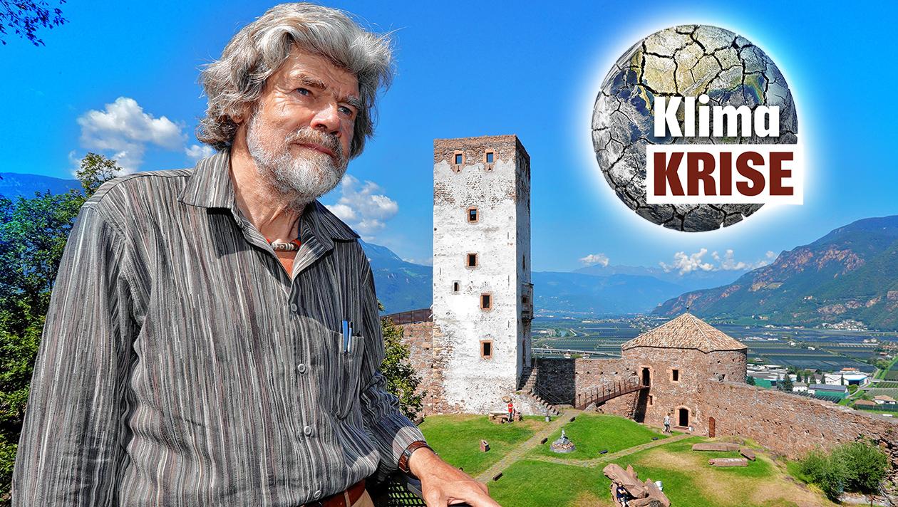 "Reinhold Messner: ""Lasst die Gletscher in Ruhe!"""