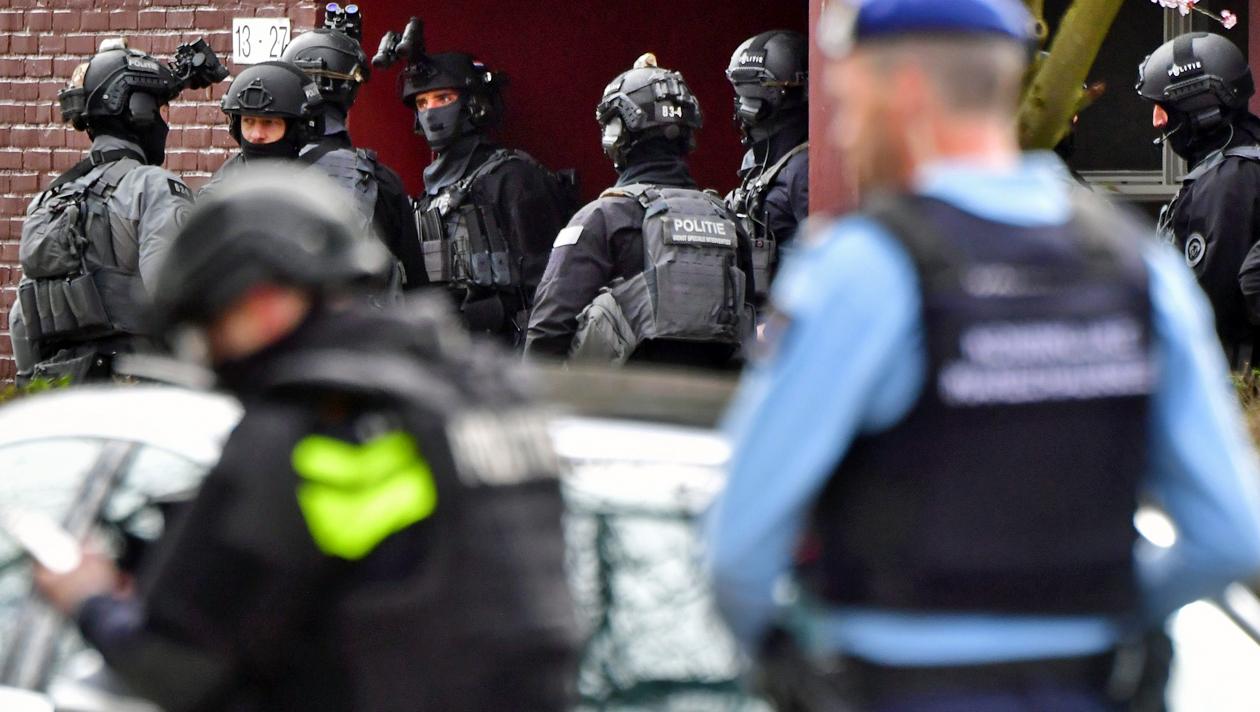Mehrere Menschen in Niederlanden angeschossen!