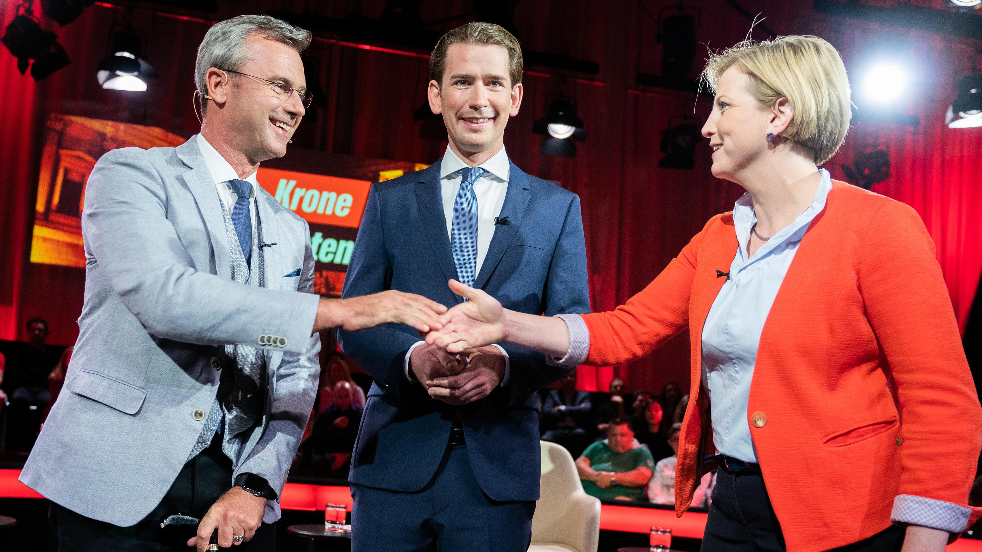 Meinl-Reisinger legte bisher besten Wahlkampf hin