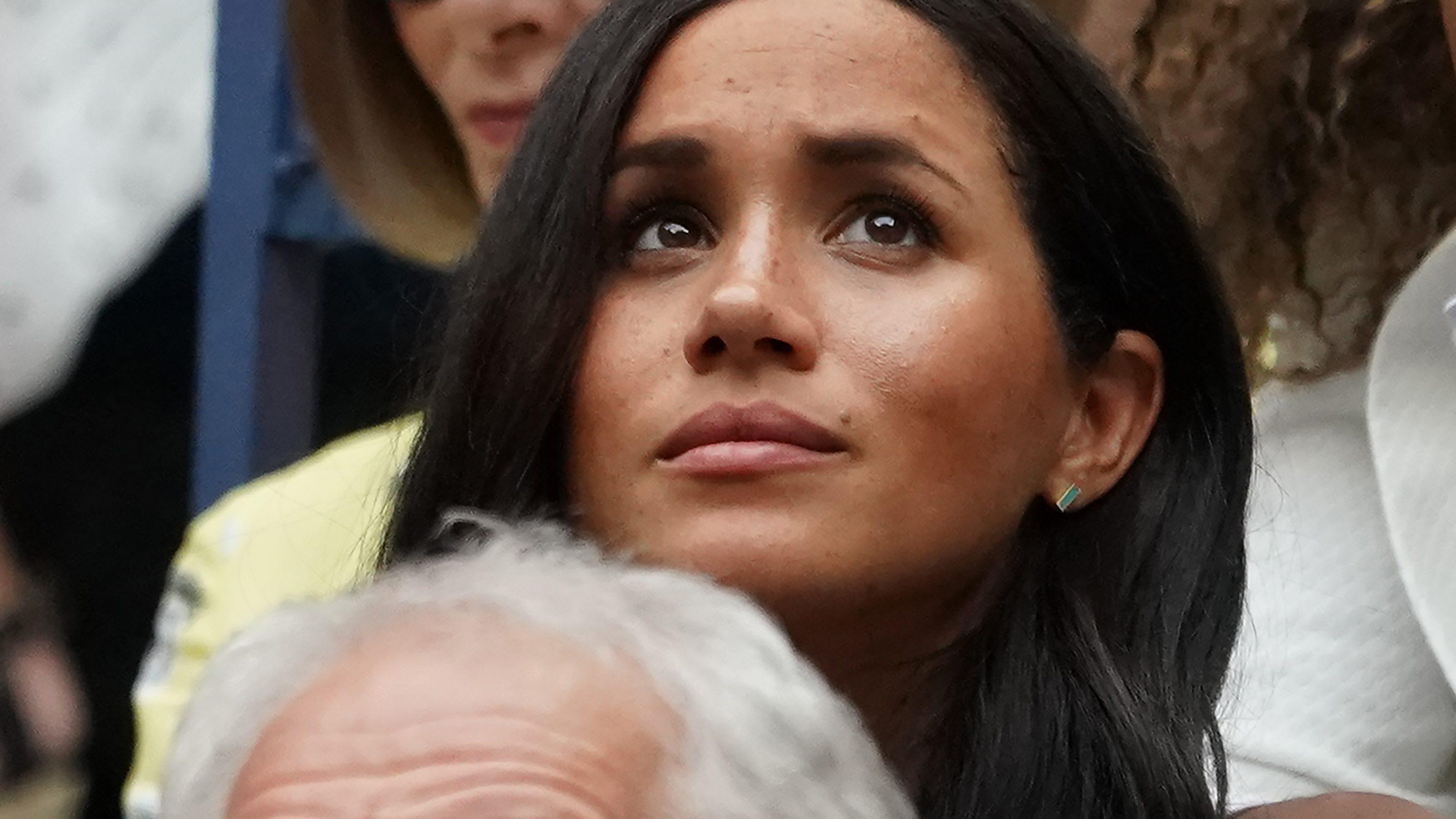 Palast-Insider: Meghan ist oft traurig und weint