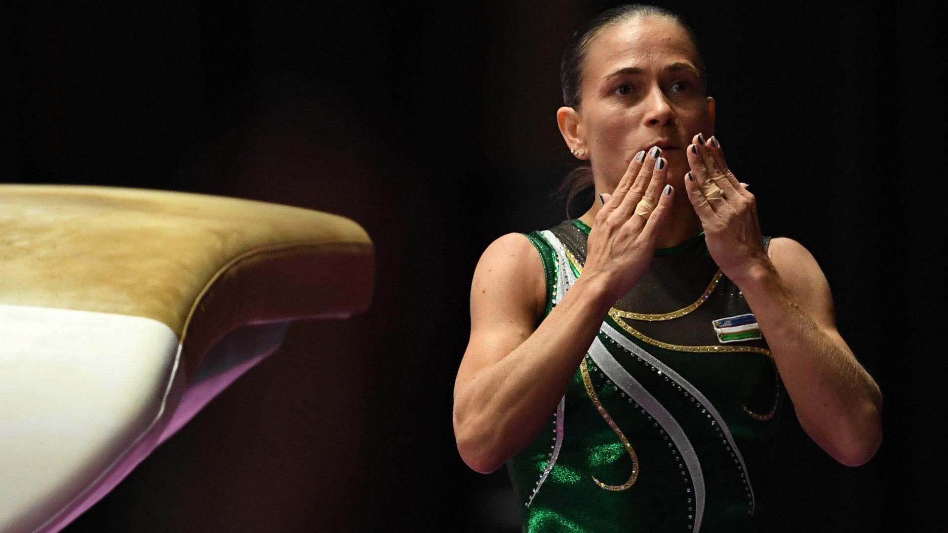 Turn-Oma schafft zum 8. Mal Olympia-Qualifikation
