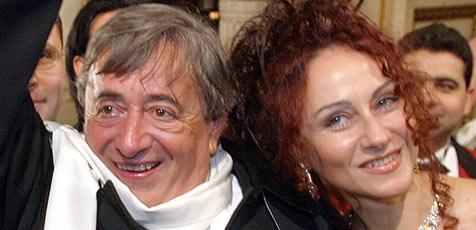 Richard Lugner traf seine heimliche Tochter