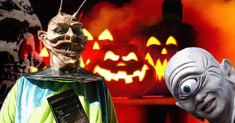 Vandalismus statt Gruselspaß zu Halloween
