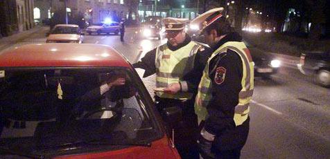 Mehr Verkehrskontrollen - viele Raser (Bild: Andi Schiel)