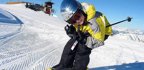 Kommt gesetzliche Skihelmpflicht in OÖ nun doch nicht?