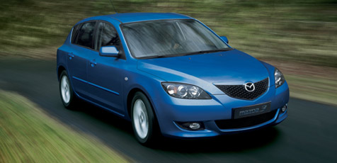 Mazda3, bitte zoom zoom Test!