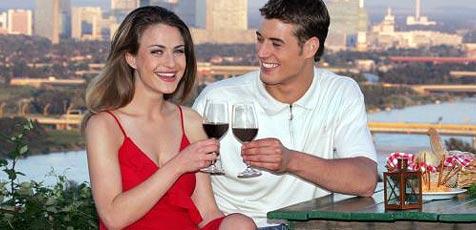 Intelligenter Tisch gibt Dating-Tipps (Bild: Foto: Rainhard Holl)
