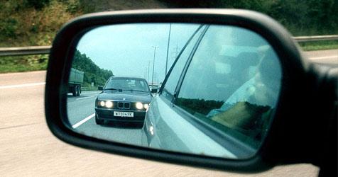 Linksfahren im Land ob der Enns nicht auszurotten (Bild: Foto: Klemens Groh)