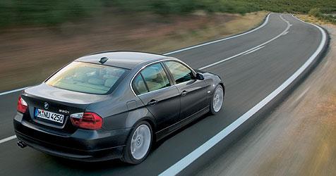 Glatter Einser f�r den Dreier-BMW (Bild: BMW)