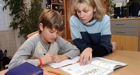 Mehr als die Hälfte der Schüler besteht Nachprüfung (Bild: Klemens Groh)