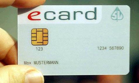 """e-card-Missbrauch """"verschwindendes Problem"""""""