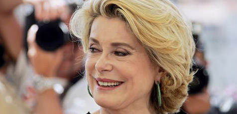 """Catherine Deneuve spielt in neuem """"Asterix""""-Film mit"""