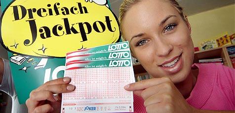 Salzburger und Steirer teilen sich Dreifach-Jackpot (Bild: Peter Tomschi)