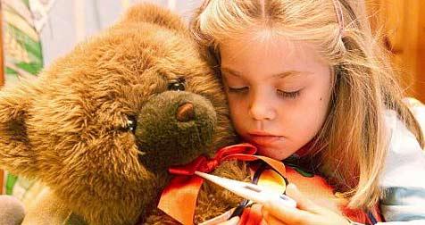 Eltern können im Spital bei Kind bleiben