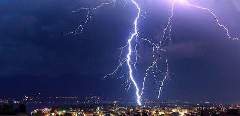49-jähriger Kärntner überlebt Blitzschlag