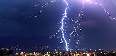 49-j�hriger K�rntner �berlebt Blitzschlag