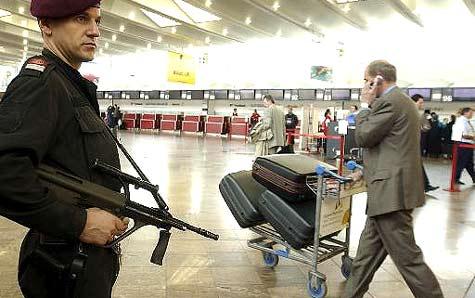 """""""Super-Kameras"""" sollen Flughafen sicherer machen"""