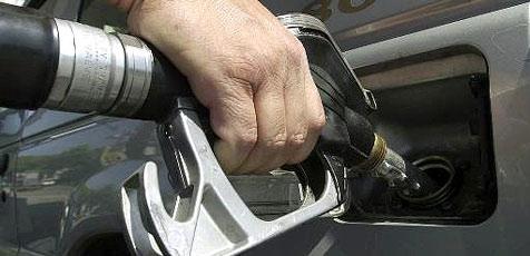 Benzin an holländischer Tankstelle fast gratis