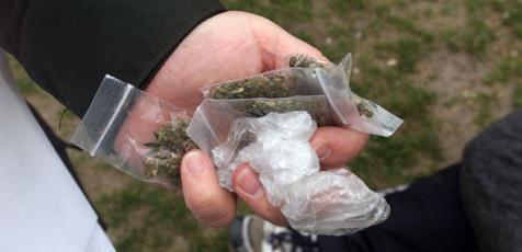 Ermittler sprengen großen Linzer Drogenring (Bild: Andi Schiel)