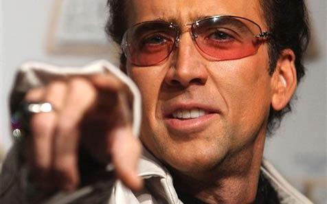 Hollywood-Star Nicolas Cage dreht in Salzburg