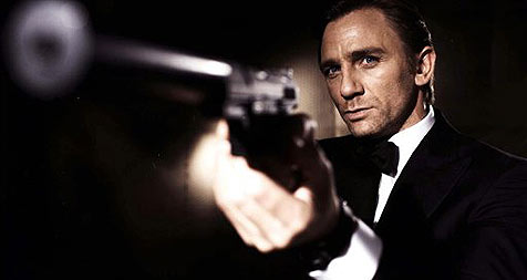 Großer Ansturm auf James-Bond-Casting erwartet