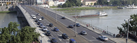 Härte auf der Brücke: Linz gegen Denkmalamt