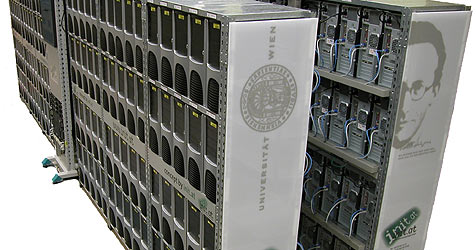 Neuer Superrechner für Wiener Unis