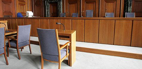 Bankräuber-Pärchen steht in Linz vor Gericht