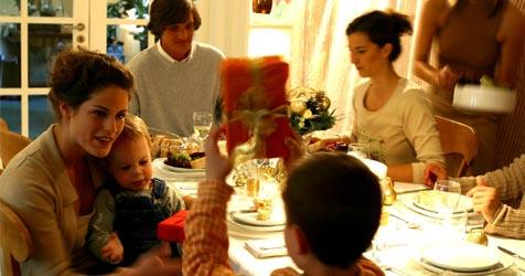 """Zu Weihnachten gibt""""s Bratwürstel (Bild: DAK)"""