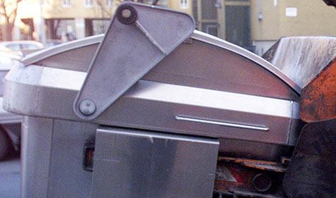 Rumänin wirft aus Versehen 40.000 Euro in den Müll