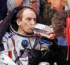 NASA verwandelt Urin in Trinkwasser
