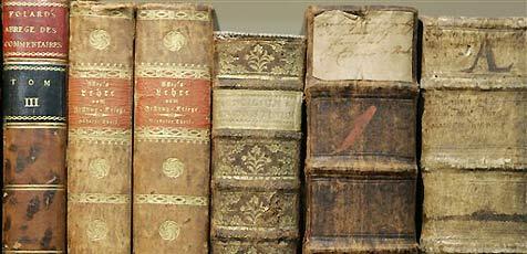 Buch nach über 100 Jahren zurück in Bücherei