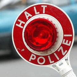 Polizei schnappt Parfümdieb bei Fahrzeugkontrolle