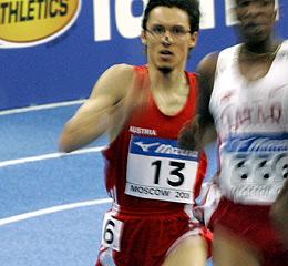 Weidlinger hat Respekt vor seinem Wien-Lauf