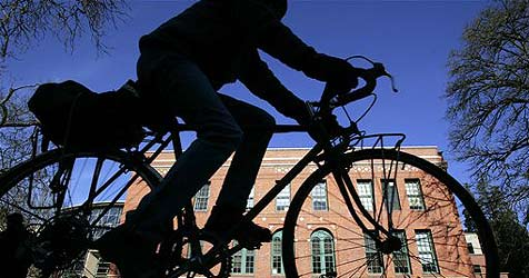 Mutmaßlicher Fahrraddieb wollte flüchten