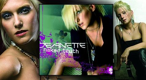 Jeanette im Krone.at-Interview (Bild: Universal Music)