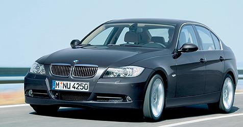 Dreier BMW ist das Weltauto des Jahres
