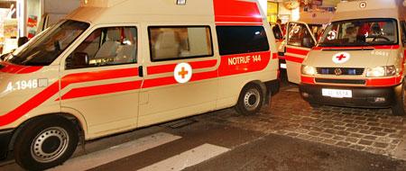 Unfall in Haag - mindestens ein Schwerverletzter (Bild: Erich Petschenig)
