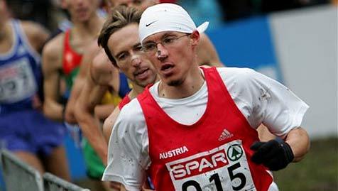 Günther Weidlinger stellt neuen Rekord auf - 2:10:47