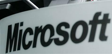 Umsatz bei Microsoft erstmals rückläufig