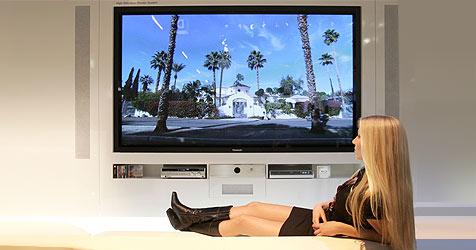 6 Monate keinen Sex für einen neuen Plasma-TV