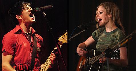 Ehe zwischen Avril Lavigne und Deryck Whibley geschieden
