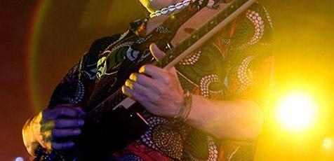 Gitarrist bricht 24-Stunden-Tour-Weltrekord