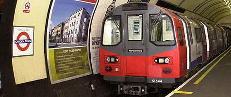 Erstmals Bub in Londoner U-Bahn geboren