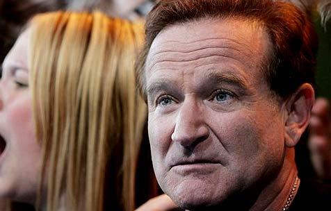 Robin Williams soll eine Freundin haben